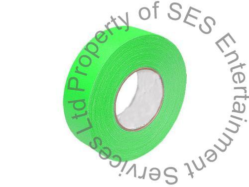 Fluorescent Green Gaffer Tape